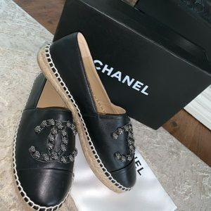 Fake Chanel espadrilles